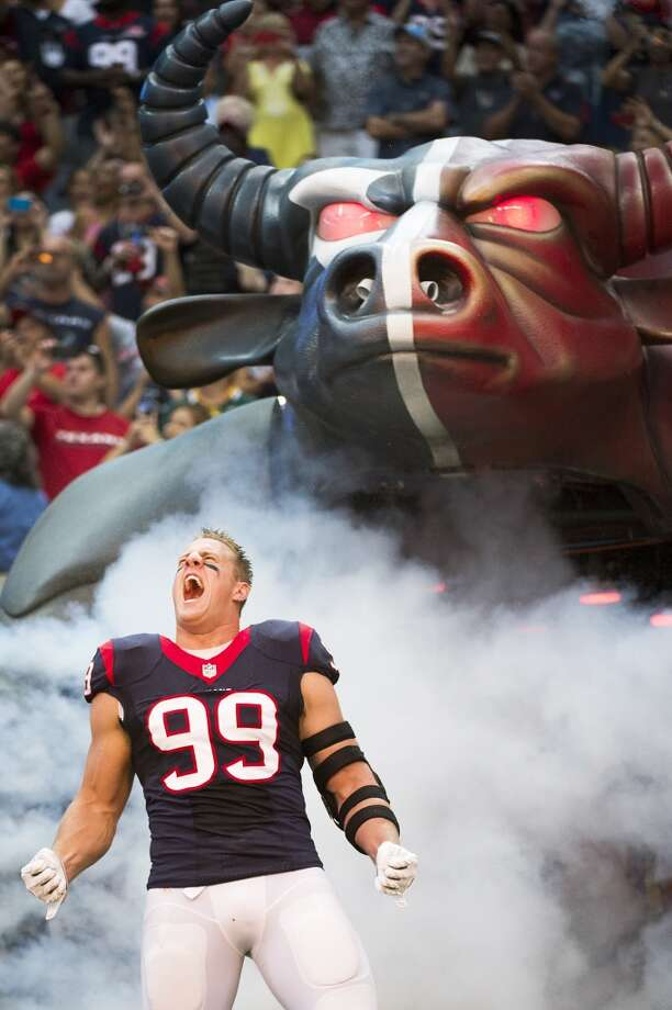 AFC South championsTexans Photo: Smiley N. Pool, Houston Chronicle