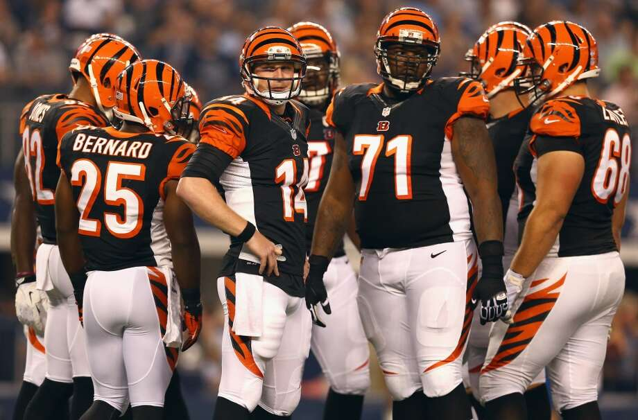 AFC North championsCincinnati Bengals Photo: Tom Pennington, Getty Images