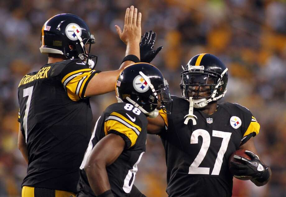 Wild CardPittsburgh Steelers Photo: Justin K. Aller, Getty Images