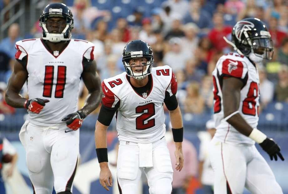 NFC South championsAtlanta Falcons Photo: John Russell, Associated Press