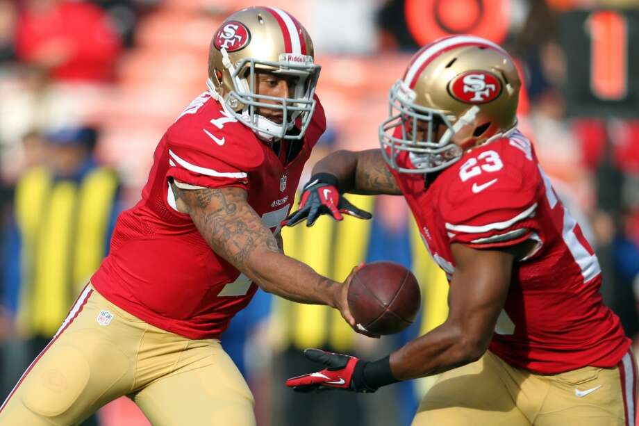 Wild CardSan Francisco 49ers Photo: RAY CHAVEZ, McClatchy-Tribune News Service