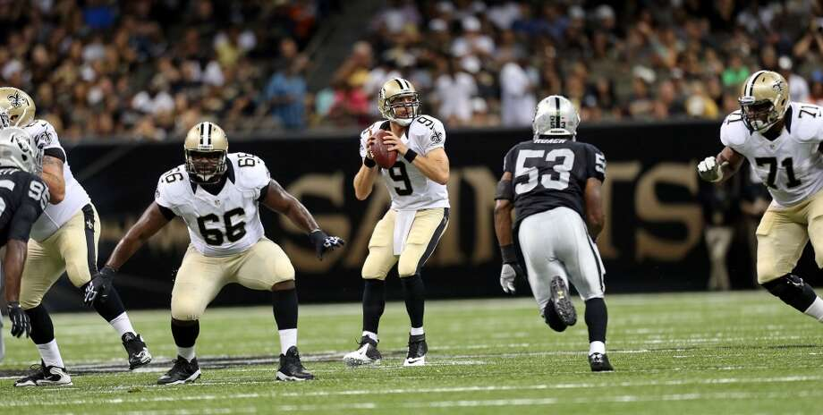 Wild CardNew Orleans Saints Photo: Layne Murdoch, Associated Press