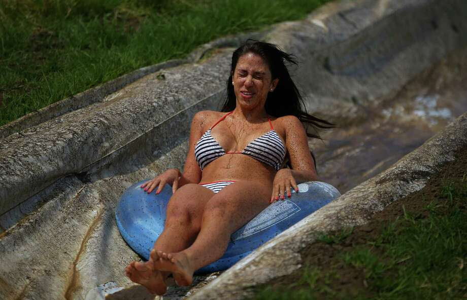 This job is rare, but it comes with some pretty wild benefits, such as a decent salary and free access to water parks. You can make more than $30,000 in some cases for a six-month stint as a waterslide tester. Source: PayScale Photo: Phil Walter, Getty Images / 2013 Getty Images