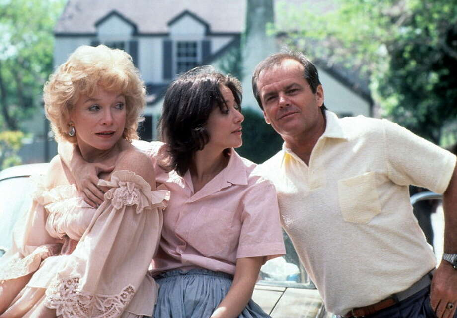 Shirley MacLaine, Debra Winger and Jack Nicholson in a scene from the film 'Terms of Endearment', 1983. (Photo by Paramount Pictures/Getty Images) Photo: Archive Photos, Getty Images / 2012 Getty Images