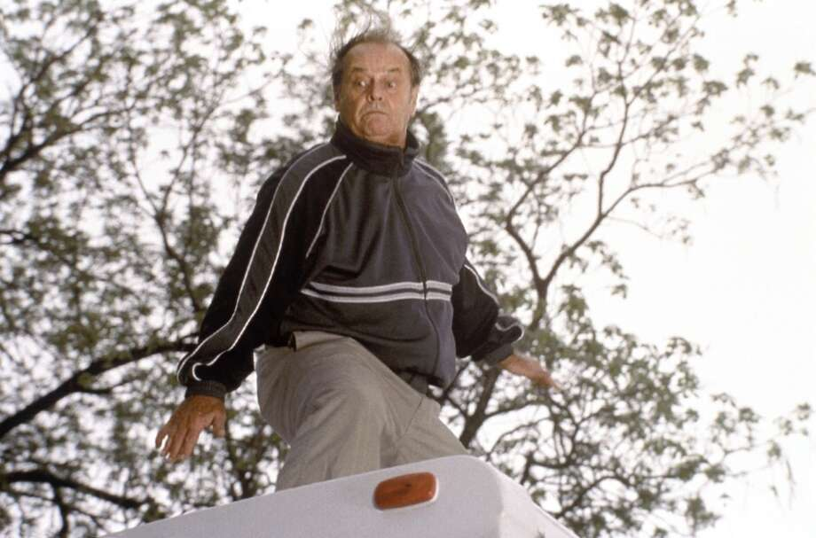 "Jack Nicholson in his Oscar-nominated leading role in ""About Schmidt."" (2002)"