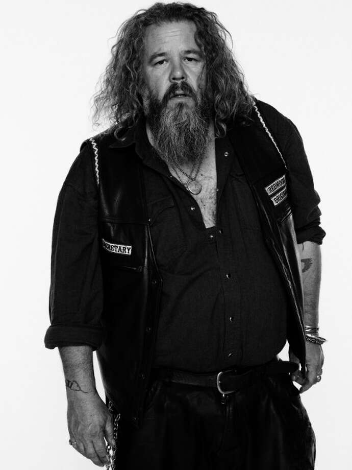 "Stars from ""Sons of Anarchy"" will attend this year's biker event Oct. 31-Nov. 3 on Galveston Island. Here are some highlights from years past. Mark Boone Junior, who plays Bobby, will be there."