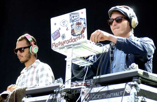 Flosstradamus: Saturday, May 31 at 4:50 p.m.Saturn Stage Chicago DJ duo of Curt