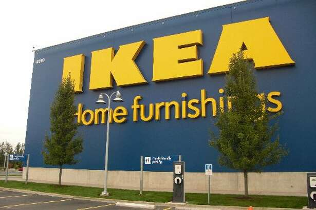 IKEA is the world's 3rd-largest user of wood and sells 2 billion Swedish meatballs a year. (AP)