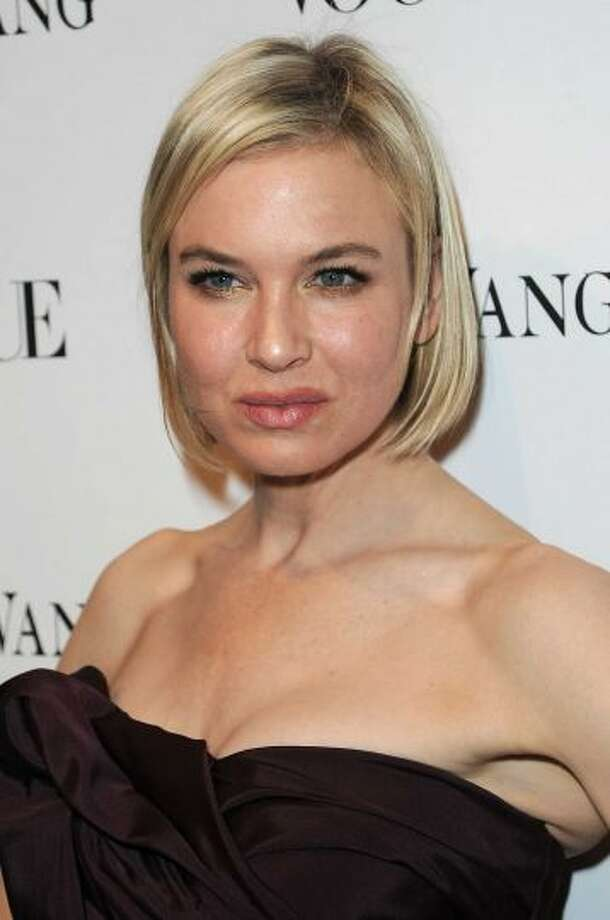 Renee Zellweger went to Katy.