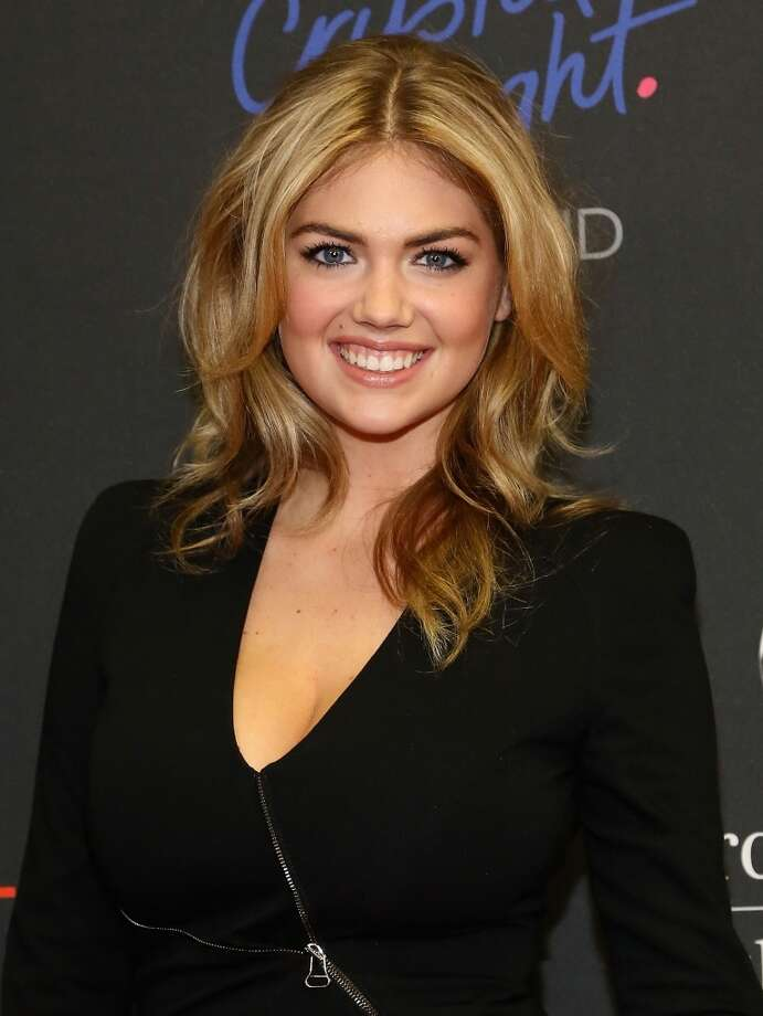 Model Kate Upton attends the 10th annual Style Awards during Mercedes Benz Fashion Week Spring 2014 at Lincoln Center on September 4, 2013 in New York City.  (Photo by Astrid Stawiarz/Getty Images for Mercedes-Benz Fashion Week) Photo: Astrid Stawiarz