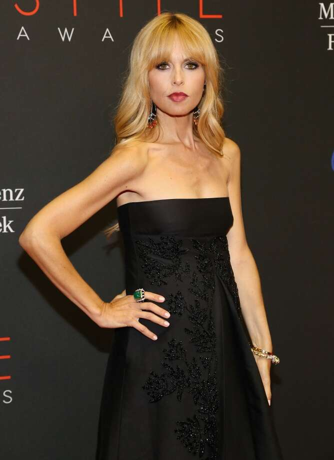Stylist and Designer Rachel Zoe attends the 10th annual Style Awards during Mercedes Benz Fashion Week Spring 2014 at Lincoln Center on September 4, 2013 in New York City.  (Photo by Astrid Stawiarz/Getty Images for Mercedes-Benz Fashion Week) Photo: Astrid Stawiarz