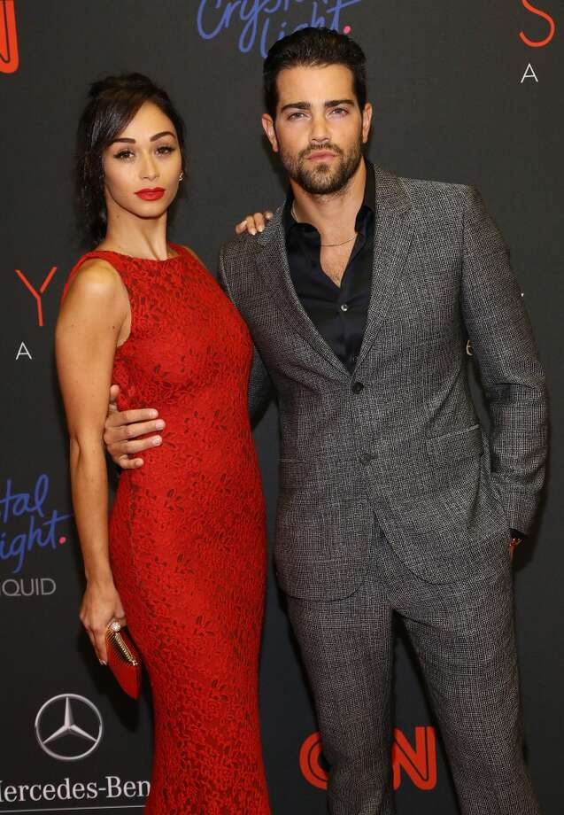 Cara Santana (L) and Jesse Metcalfe attend the 10th annual Style Awards during Mercedes Benz Fashion Week Spring 2014 at Lincoln Center on September 4, 2013 in New York City.  (Photo by Astrid Stawiarz/Getty Images for Mercedes-Benz Fashion Week) Photo: Astrid Stawiarz