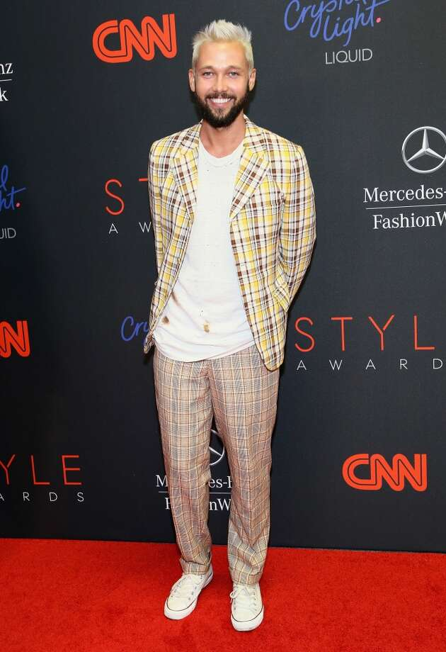 Designer Chris Benz attends the 10th annual Style Awards during Mercedes Benz Fashion Week Spring 2014 at Lincoln Center on September 4, 2013 in New York City.  (Photo by Astrid Stawiarz/Getty Images for Mercedes-Benz Fashion Week) Photo: Astrid Stawiarz