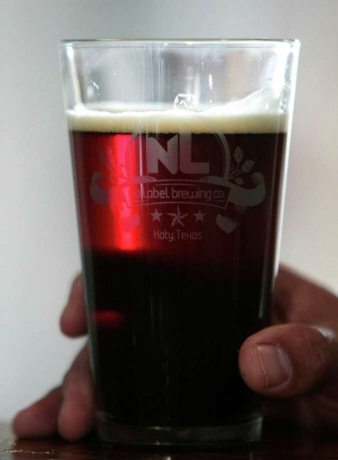 No Label Brewery is another newcomer to the Houston brew scene. Situated in Katy, Texas, the brewery has a solid lineup of beers, including the quirky Don Jalapeno. The brewery also hosts Friday and Saturday hangouts. Photo: Billy Smith II, Houston Chronicle / Houston Chronicle