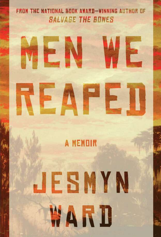 "This book cover image released by Bloomsbury USA shows ""Men We Reaped,"" by Jesmyn Ward. The memoir will be released on Sept. 17. (AP Photo/Bloomsbury USA) ORG XMIT: NYET613 / Bloomsbury USA"