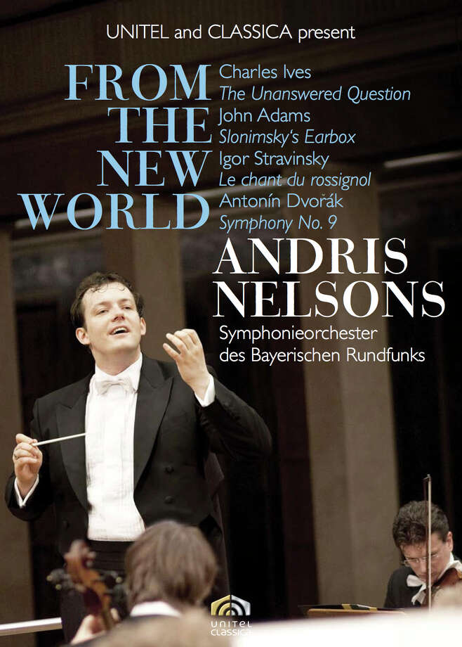 """From the New World"" concert DVD featuring Andris Nelsons (Unitel Classica)"