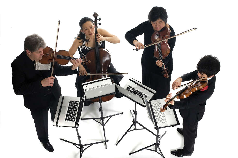 Borromeo String Quartet (Courtesy the artists) Photo: Peter Tannenbaum