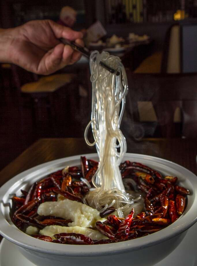 1000 Pepper Fish Filet at China Village in Albany. Photo: John Storey, Special To The Chronicle