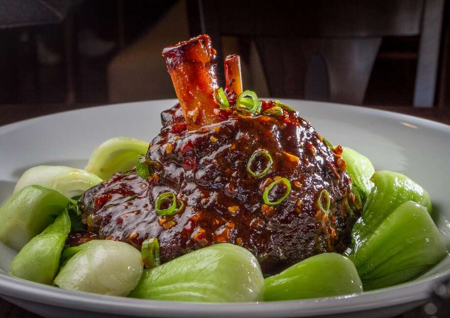 The Country-Style Pork Shoulder at China Village in Albany. Photo: John Storey, Special To The Chronicle