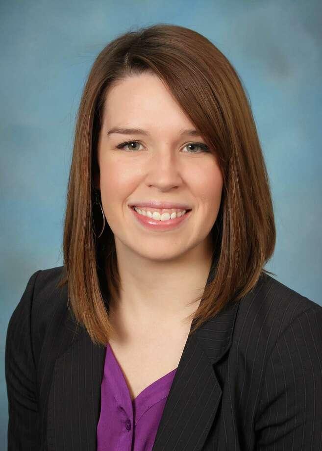 Paige Baacke Photo: Leadership Montgomery County