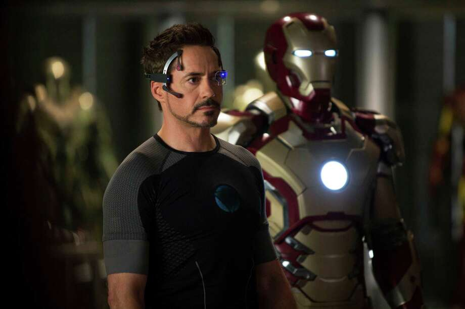 """""""Iron Man 3""""– Another movie where a terrorist basically blows up half of California. Photo: Zade Rosenthal, HOEP / Marvel"""