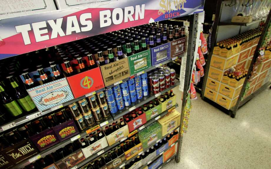 Liquors and beers made right here in Texas ...Texas' liquor and beer scene has exploded in recent years with a number of companies launching a variety of spirits, cocktails and brews in the Lone Star State. Here is a sampling of some of the notable distillers and brewers operating out of Texas. Photo: Karen Warren, Chronicle / Houston Chronicle