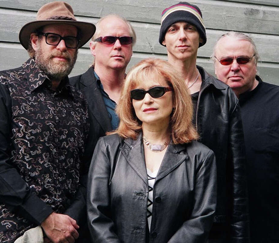 Professor Louie & The Crowmatix -- Professor Louie, Frank Campbell, Miss Marie, Josh Colow and Gary Burke -- will perform Sunday in the Westport Library. Photo: Contributed Photo / Westport News contributed