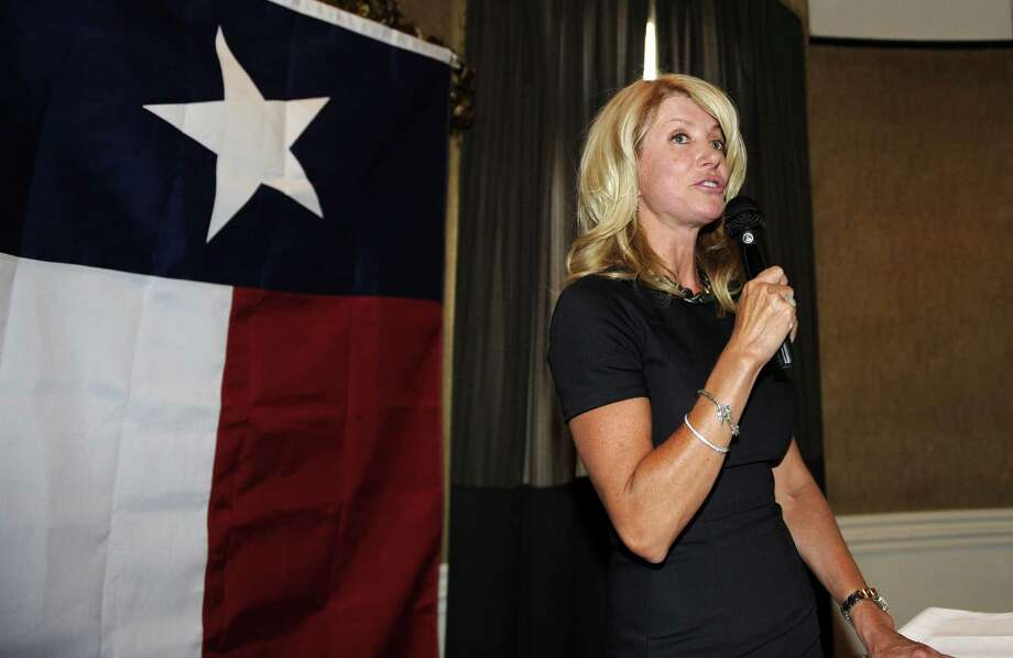 Texas state Sen. Wendy Davis  continues to receive from both praise and criticism from Express-News readers. Photo: Nick Wass / Associated Press