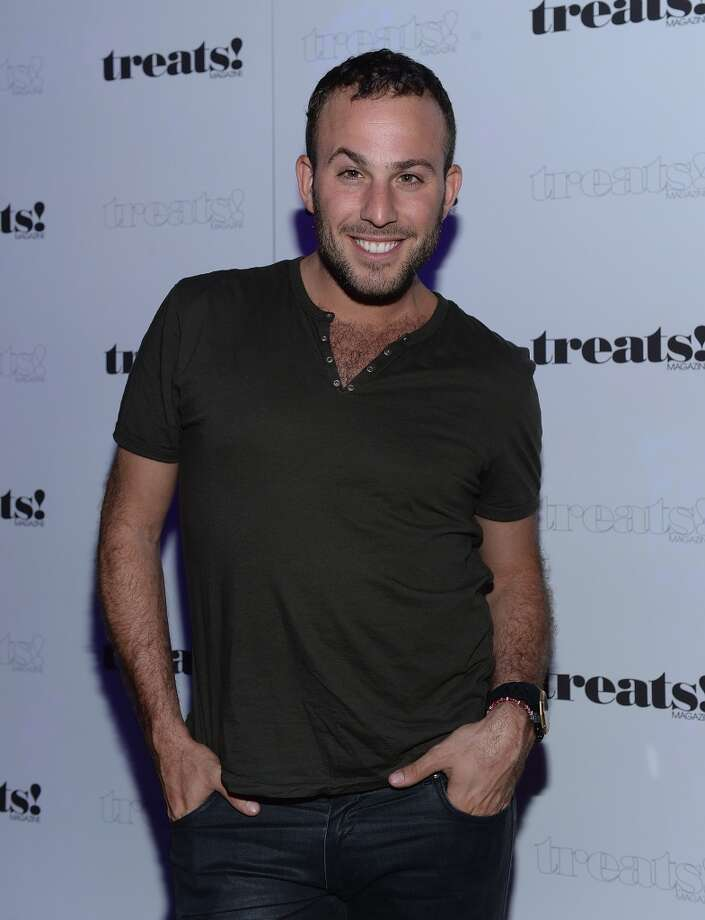 """Micah Jesse    attends Robin Thicke """"Blurred Lines"""" Record Release Party at No. 8 on September 4, 2013 in New York City.  (Photo by Dimitrios Kambouris/Getty Images) Photo: Dimitrios Kambouris, Getty Images"""