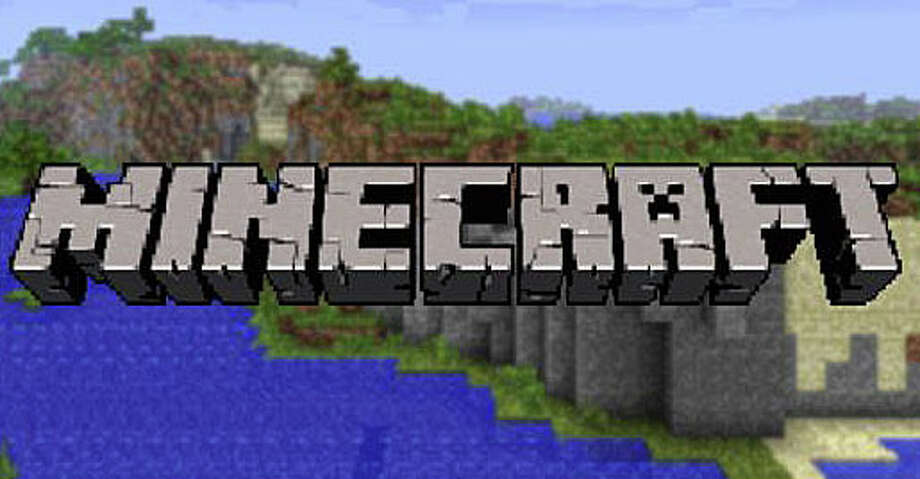 #4 on the list of top searches for Yahoo's 2013 Year in Review is Minecraft, a building game where your imagination is the limit. Photo: Contributed Photo / Westport News contributed
