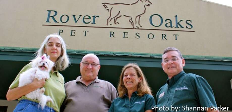 Natural Pawz and Rover Oaks Pet Resort celebrate their partnership anniversary during September. Photo: Provided By Rover Oaks Pet Resort