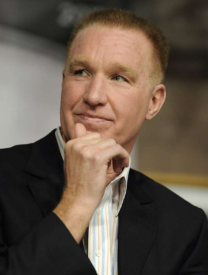 Chris Mullin, 50, has been advising Vivek Ranadive since the Silicon Valley software magnate bought the Kings in May. Photo: Jessica Hill, Associated Press