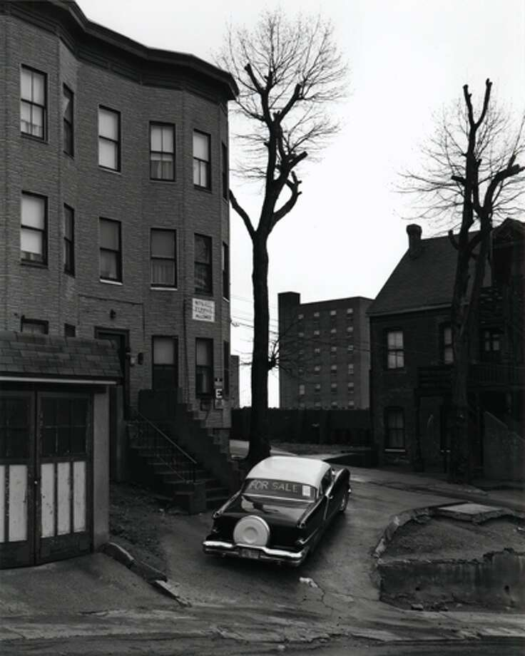 George Tice - Car for Sale, Paterson, New Jersey, 1969