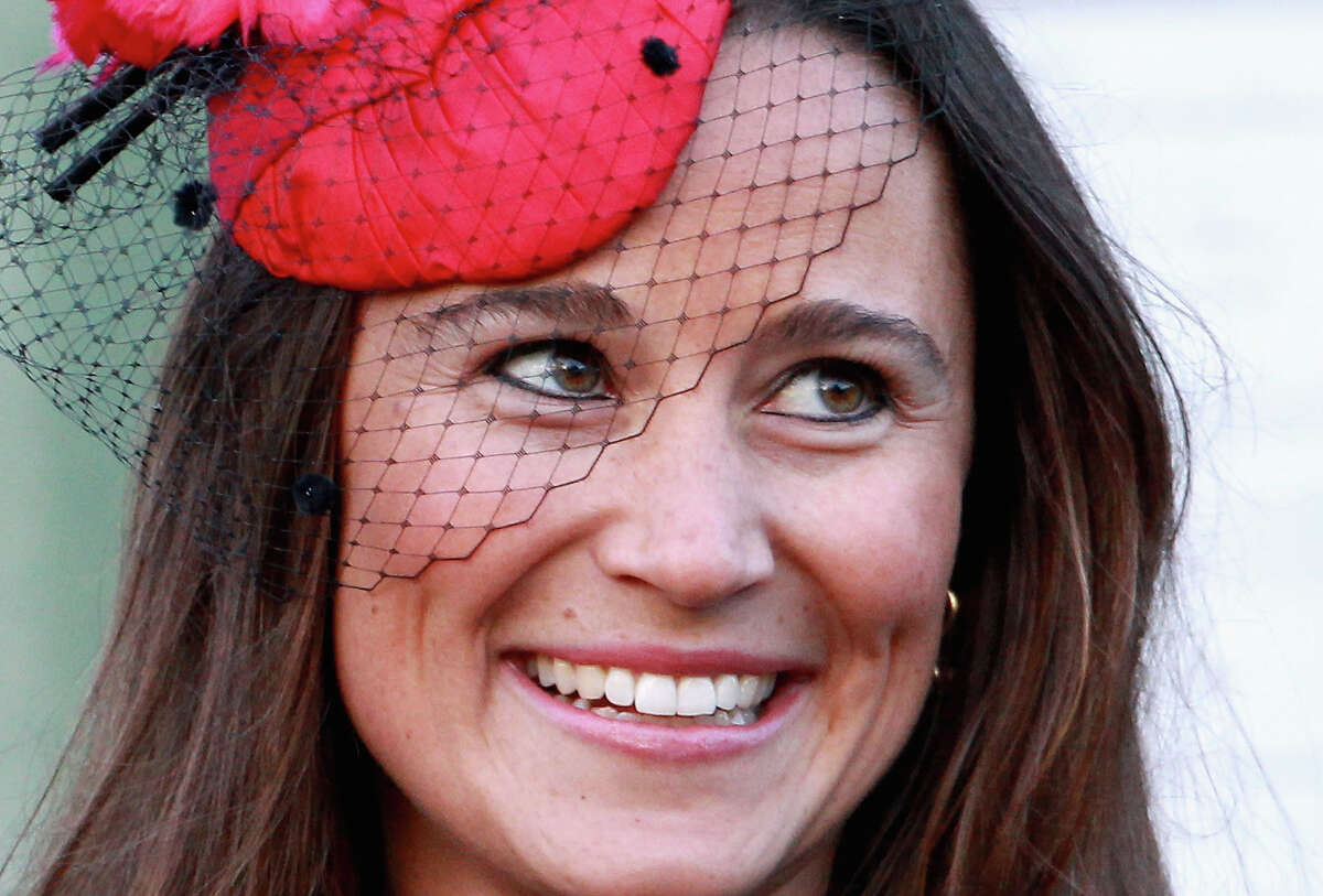 Pippa Middleton turns 33 today, so let's take a look back at the princess' little sister and her famously fabulous wardrobe.