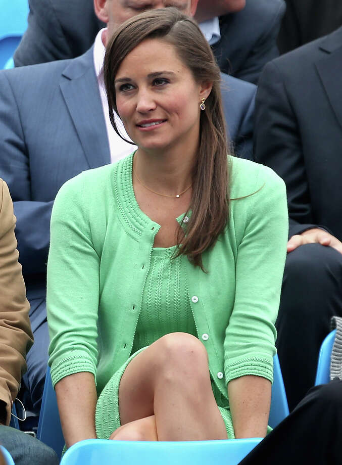 Summery pastels to watch a tennis match. Photo: Clive Brunskill, Getty Images / 2013 Getty Images