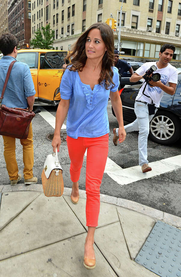 Cool and casual in New York in 2012. Photo: James Devaney, WireImage / 2012 James Devaney