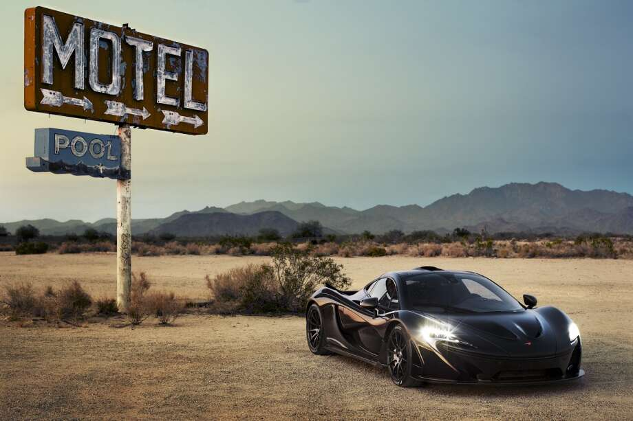 Photo: Photos Provided By McLaren