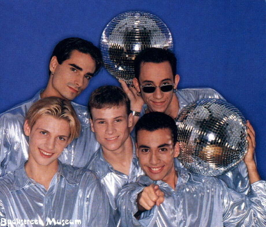 Backstreet Boys Photo: Getty