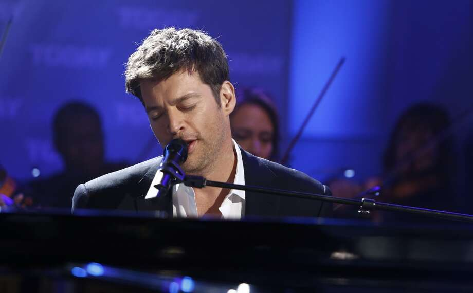 "TODAY -- Pictured: Harry Connick Jr. appears on NBC News' ""Today"" show -- (Photo by: Peter Kramer/NBC/NBC NewsWire via Getty Images) Photo: NBC NewsWire, NBCU Photo Bank Via Getty Images"