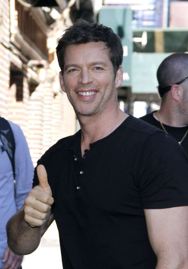 "NEW YORK, NY - JUNE 12: Harry Connick Jr arrives for the ""Late Show with David Letterman"" at Ed Sullivan Theater on June 12, 2013 in New York City. (Photo by Donna Ward/Getty Images) Photo: Donna Ward, Getty Images"