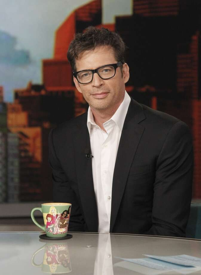 """THE VIEW - Musical guest and """"Guy Day Friday"""" co-host Harry Connick Jr. as well as Nick Cannon appear on ABC's """"The View,""""  Friday, June 14, 2013.  """"The View"""" airs Monday-Friday (11:00 am-12:00 pm, ET) on the ABC Television Network.     (Photo by Lou Rocco/ABC via Getty Images) HARRY CONNICK, JR. Photo: Lou Rocco, ABC Via Getty Images"""
