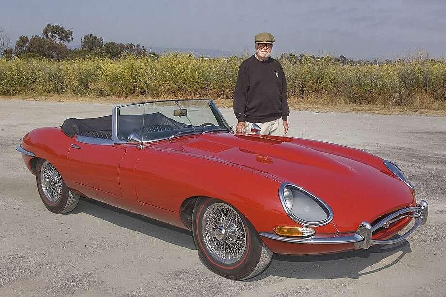 1967 jaguar e type sfgate. Black Bedroom Furniture Sets. Home Design Ideas
