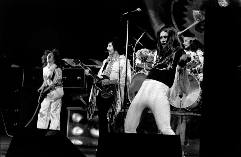 Black Sabbath, Spokane Arena, 1975 Photo: Jorgen Angel, Getty / Redferns