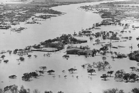 September 26, 1967 – Hurricane Beulah hits near Brownsville, causing massive flooding, spawning several tornadoes and killing 15.