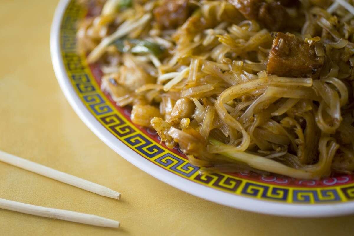 Asia Market Cuisine: Thai and Laotian Location:4822 Fulton