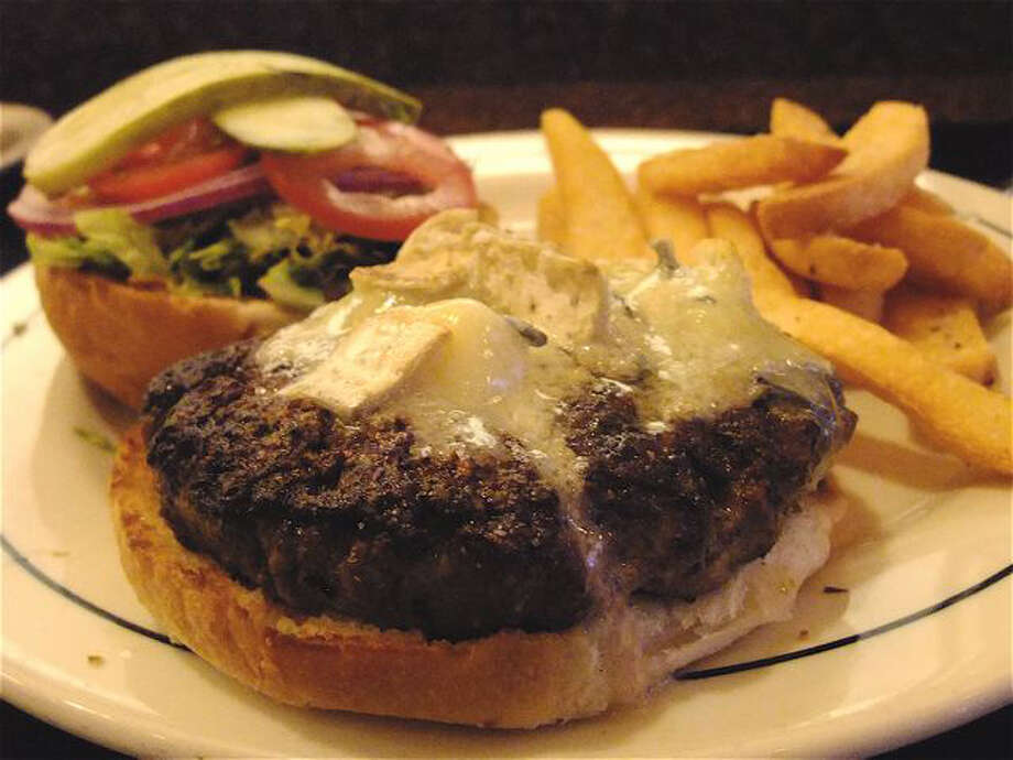 "Vic & Anthony'sCuisine: Steakhouse/SeafoodDish: The ""Anthony"" burgerEntree price: $$$Where: 1510 Texas