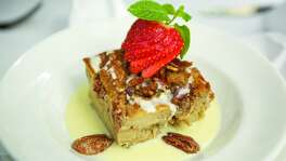 Brennan's Creole Bread Pudding