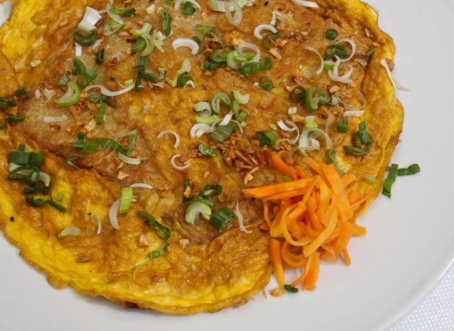 Banh Bot Chien at Cafe TH Photo: Gary Fountain, For The Chronicle