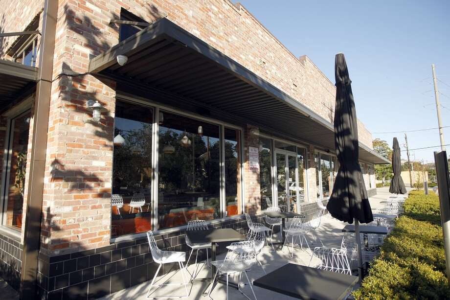 Outside patio at Cuchara Friday, Nov. 9, 2012, in Houston. ( Johnny Hanson / Houston Chronicle ) Photo: Houston Chronicle