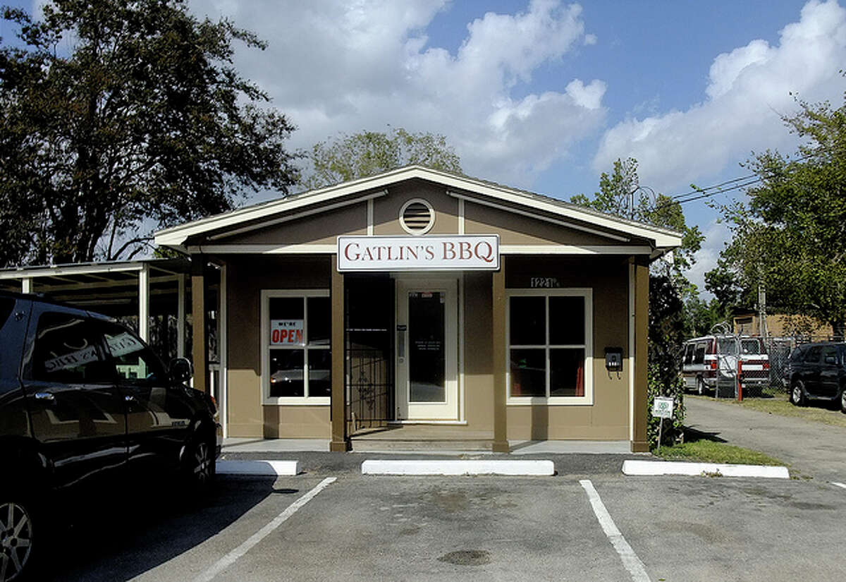 Gatlin's is located at 1221 W. 19th. St.